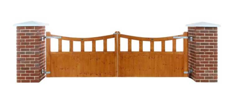 Louth Timber Gates