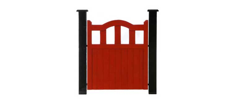 Meath Timber Side Gates