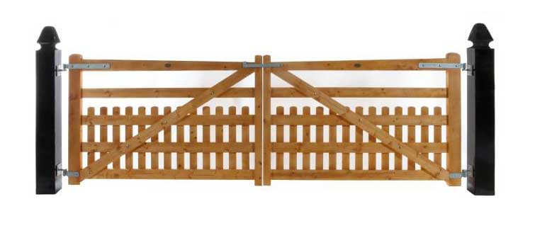 Monaghan Timber Gates