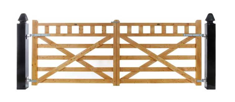 Sligo Timber Gates