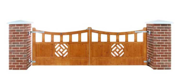 Waterford Timber Gates