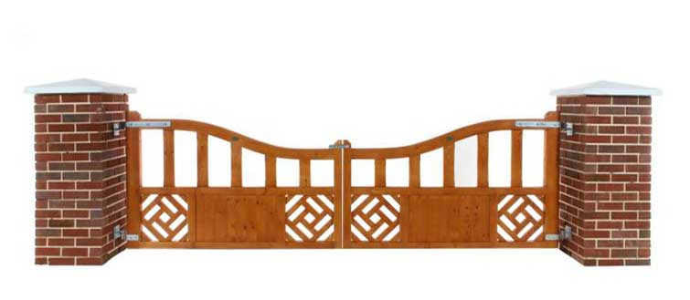 Wexford Timber Gates