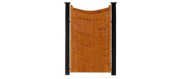 Limerick Timber Side Gates