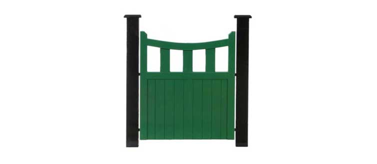 Louth Timber Side Gates