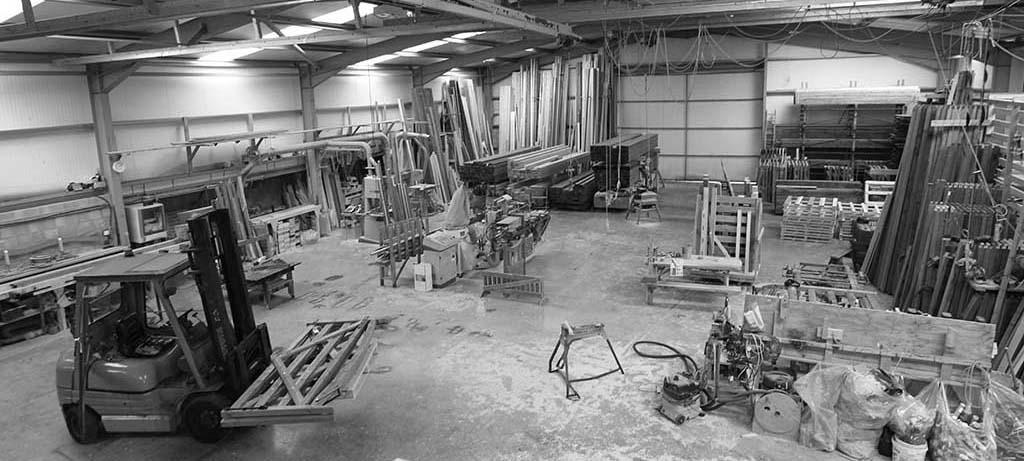 Grogan Timber Products Worskshop